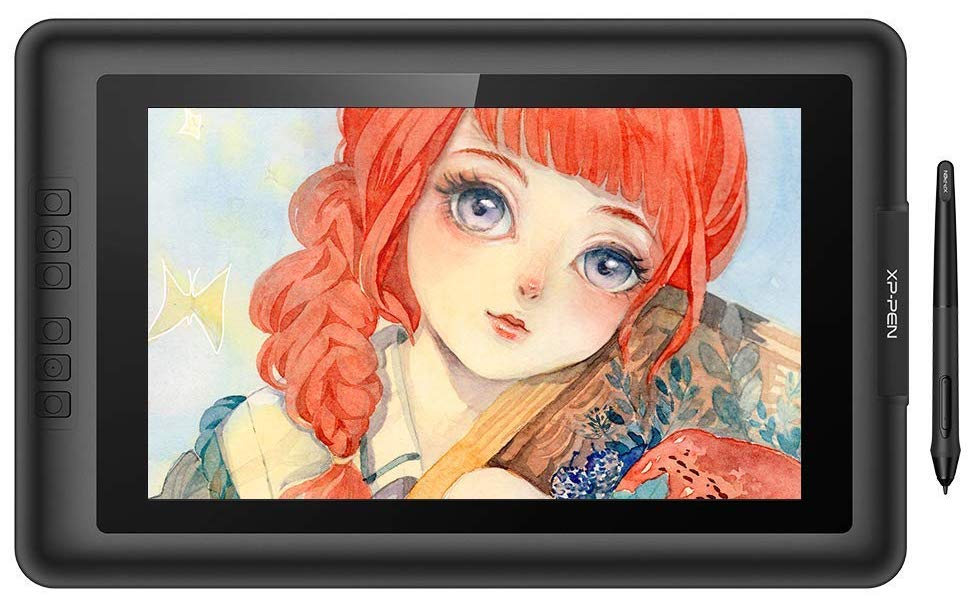 XP-PEN Artist 13 3 (v2) IPS 13 3-Inch Drawing Monitor (1080p